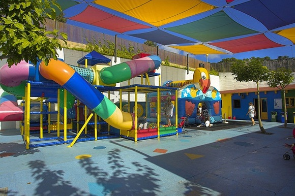 instalaciones infantiles